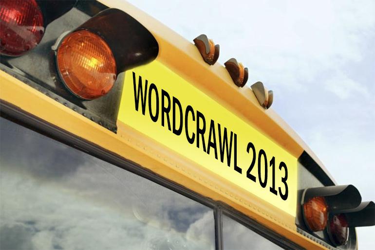 WordCrawl 2013
